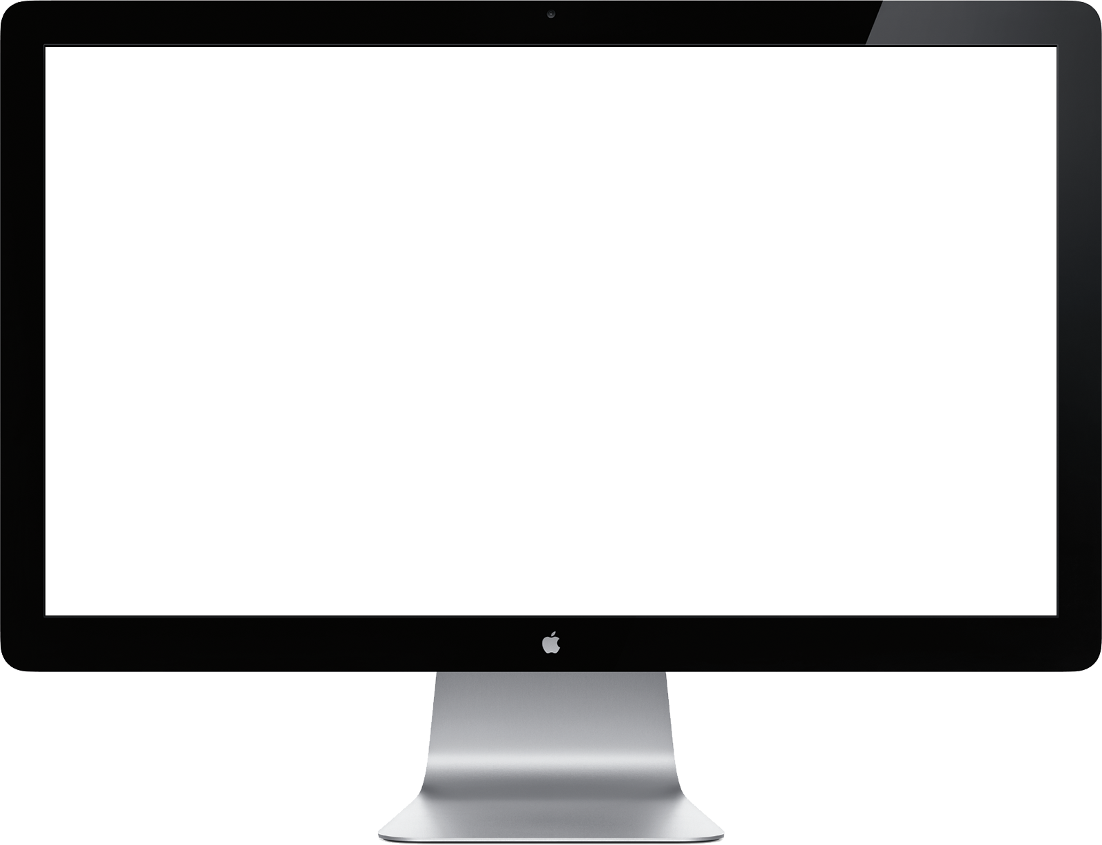 iMac screen frame